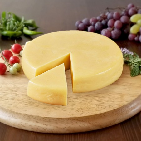 Sarıcalı Göbek Kaşar Peyniri 1 Kg | Gurmelon