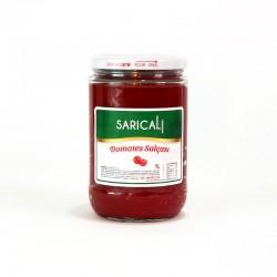 Sarıcalı Domates Salçası 700 Gr Cam Kavanoz | Gurmelon