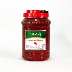 Sarıcalı Domates Salçası 2,5 Kg Pet Kavanoz | Gurmelon