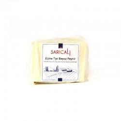 Sarıcalı Ezine Tipi Beyaz Peynir (İnk-Koy-Keç) 640 Gr | Gurmelon