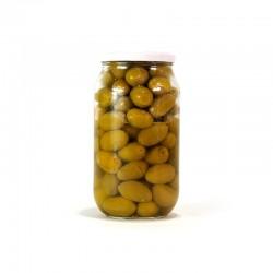 Sarıcalı Domat Kırma Yeşil Zeytin 700 Gr (101/120 Ad/Kg) | Gurmelon
