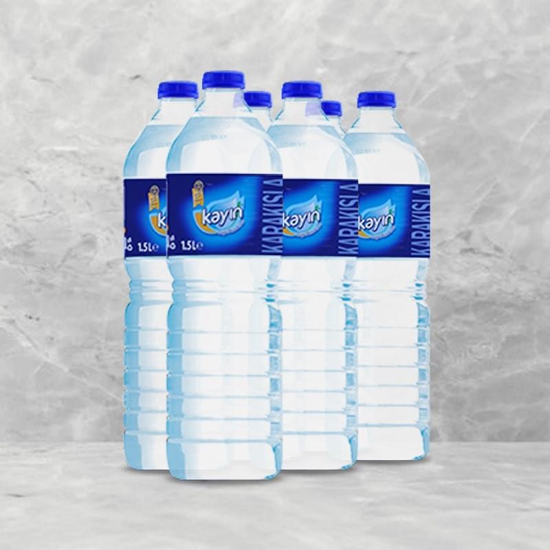 Kayın Su 6X1,5 Lt   Gurmelon