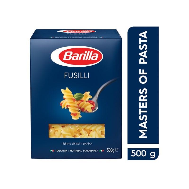 Barilla Burgu Makarna (Fusilli) 500 Gr | Gurmelon