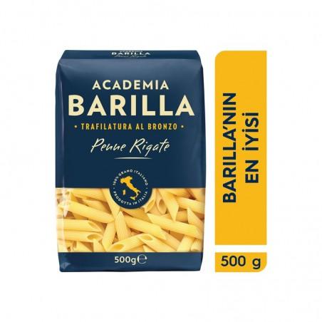 Academia Barilla Kalem Makarna (Penne Rigate) 500 Gr   Gurmelon