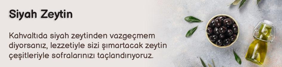 Siyah Zeytin - Gurmelon